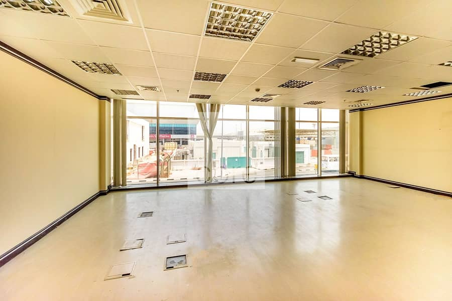 Vacant | Fitted Office | Open Plan Layout