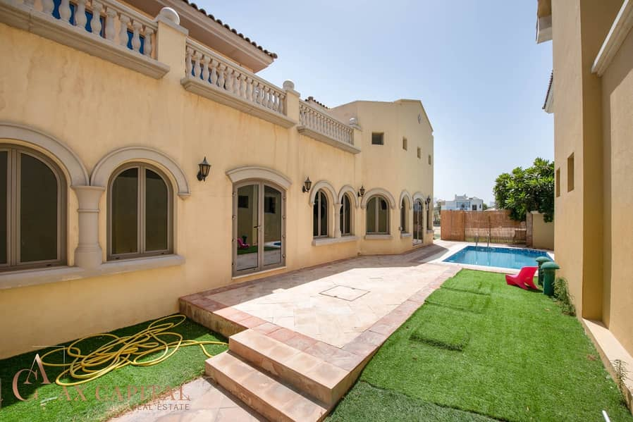 20 Beach Access | Fully Furnished | Private Pool