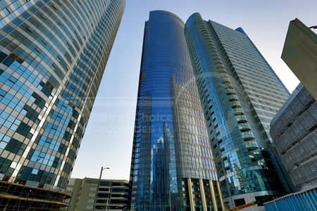 Office for Sale in Al Reem Island, Abu Dhabi - Hot Deal! Shell and Core Office. Invest Today!