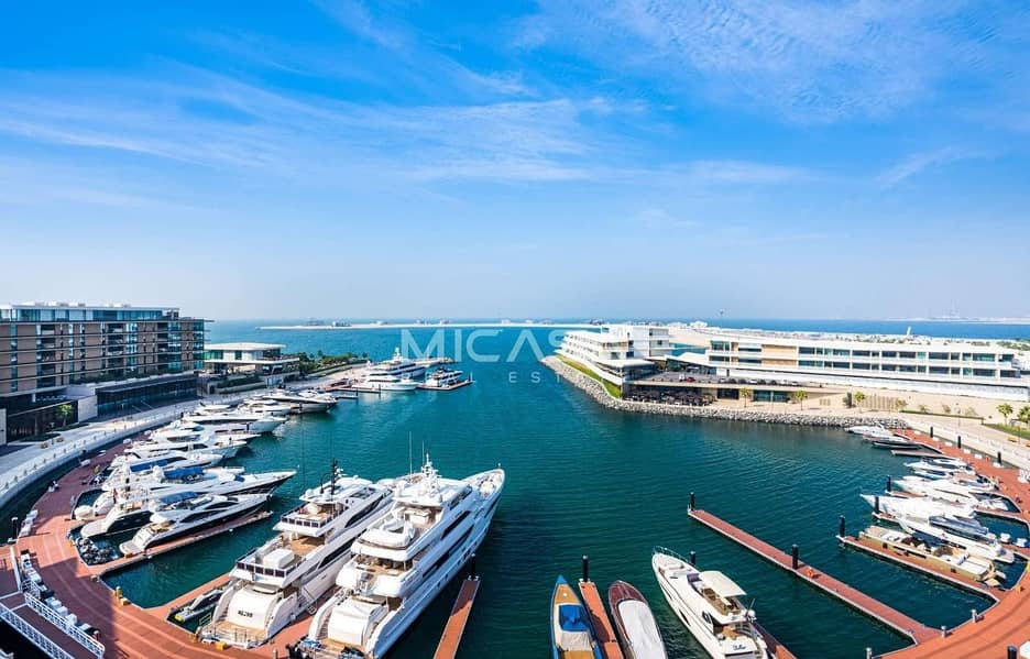 Marina & Downtown Views |Beachfront Penthouse.