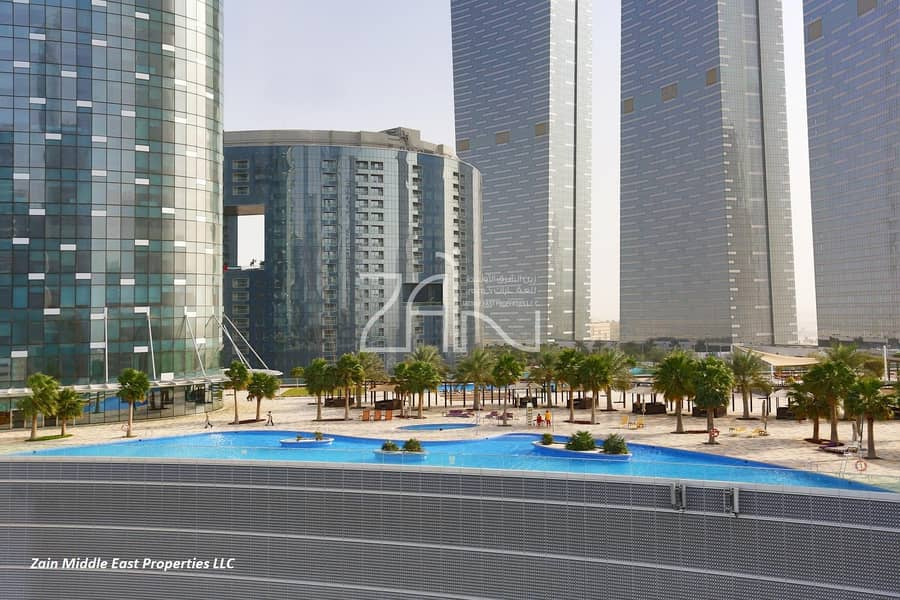 Sea View Spacious 2+2 Apt High Floor Well Maintained