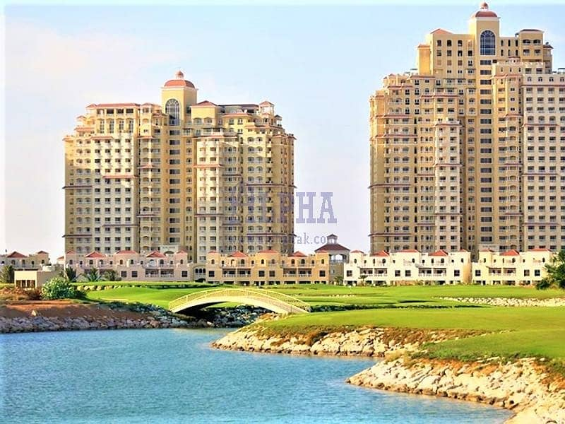 2 Awesome Offer! Furnished Studio with Golf View