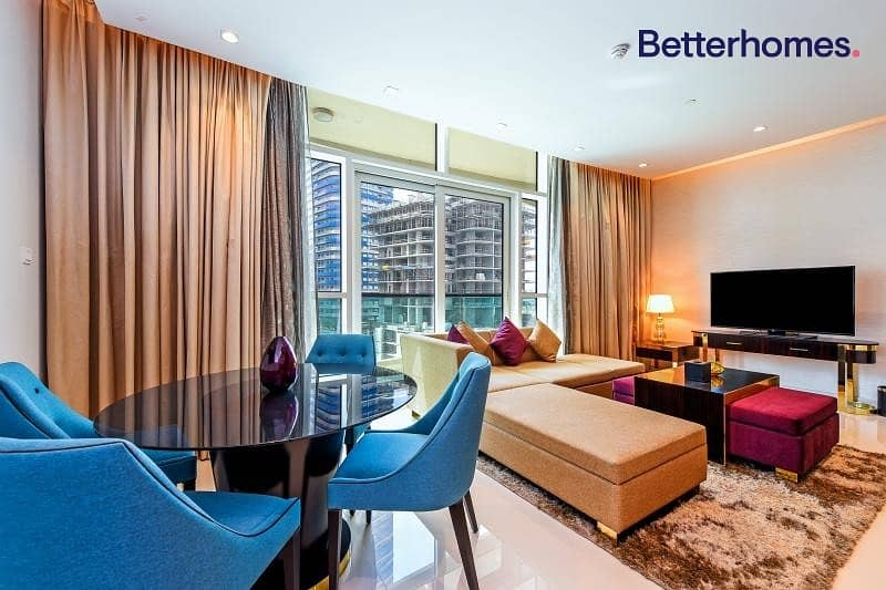 Large & Spacious | Furnished | Vacant by Nov 2020