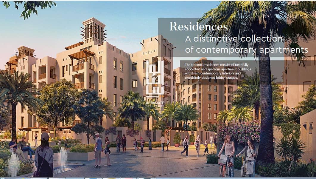 Burj AlArab View|Comfort Living|5%Booking