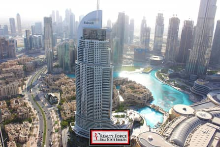 4 Bedroom Penthouse for Sale in Downtown Dubai, Dubai - HIGH FLOOR | 4BEDROOM HALF FLOOR PENTHOUSE | BILLS INCLUDED