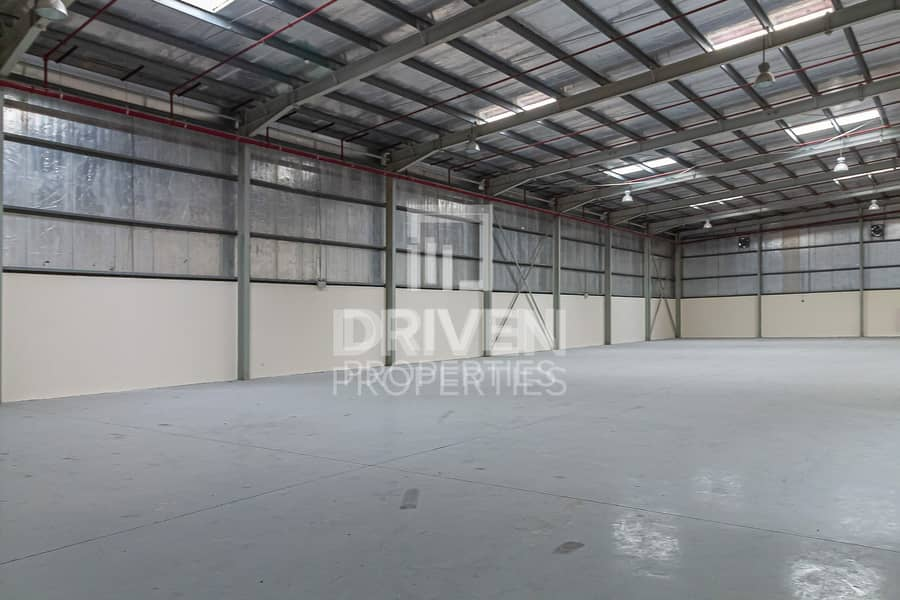 2 Well-managed Warehouse | Good Investment