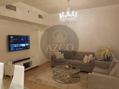 شقة 2 غرفة نوم للايجار في قرية جميرا الدائرية، دبي - Most Luxurious 2BHK   Maids Room   Pool view
