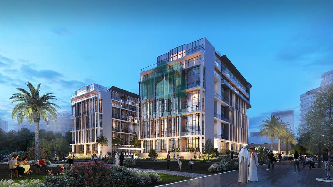 2 Beside Metro|Ideal location|90 months payment plan