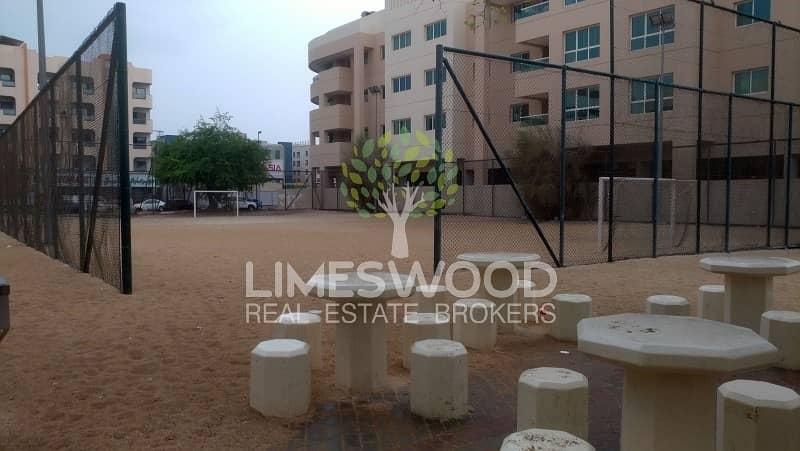 12 Spacious 1 BR Apartment   Close to Al Hana Center 