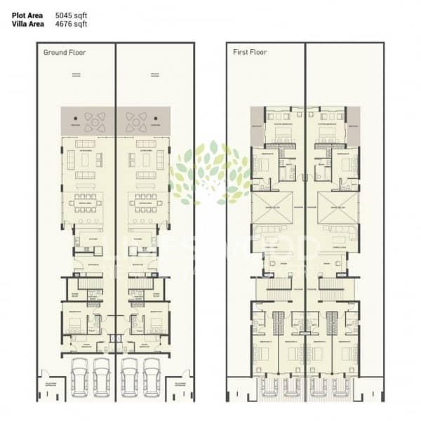 20 Modern & Contemporary 5BR Villa Al Barsha Near MOE