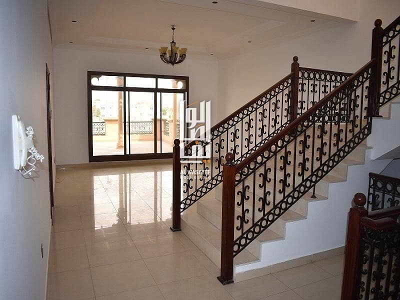 10 AMAZING 4BR COMPOUND WITH | POOL | GYM |GARDEN