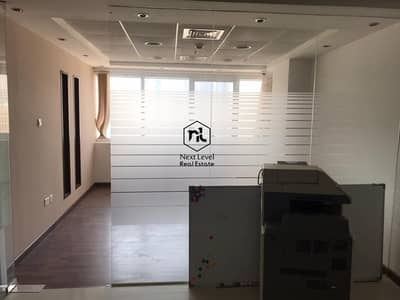 Office for Rent in Jumeirah Lake Towers (JLT), Dubai - Ready to move in Office  with excellent fit outs & two glass cabins