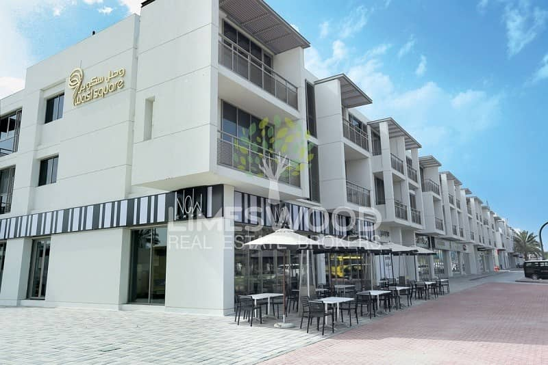 10 Modern 2 bedroom  for rent  in Wasl Square Al Safa