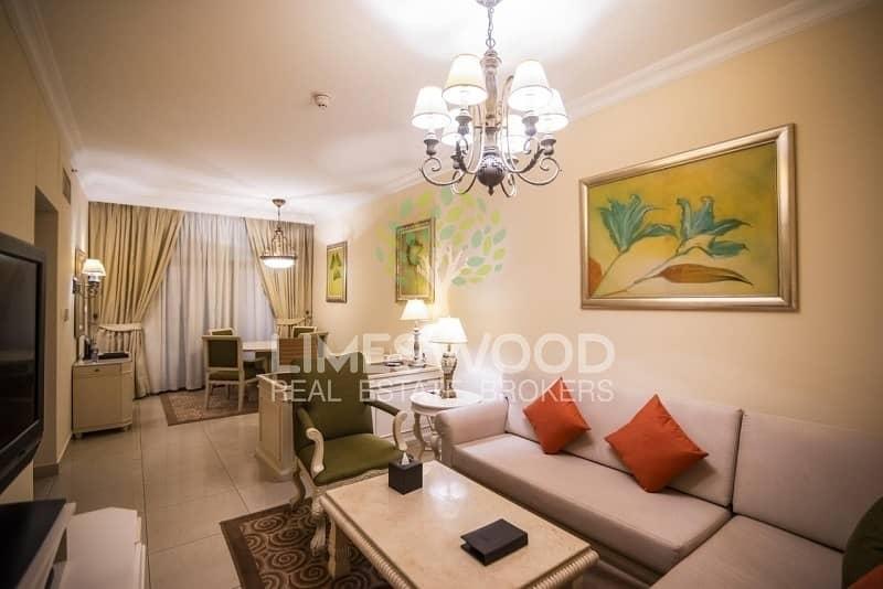 Elegant 2 BR Hotel Apartment |in Al Barsha Heights