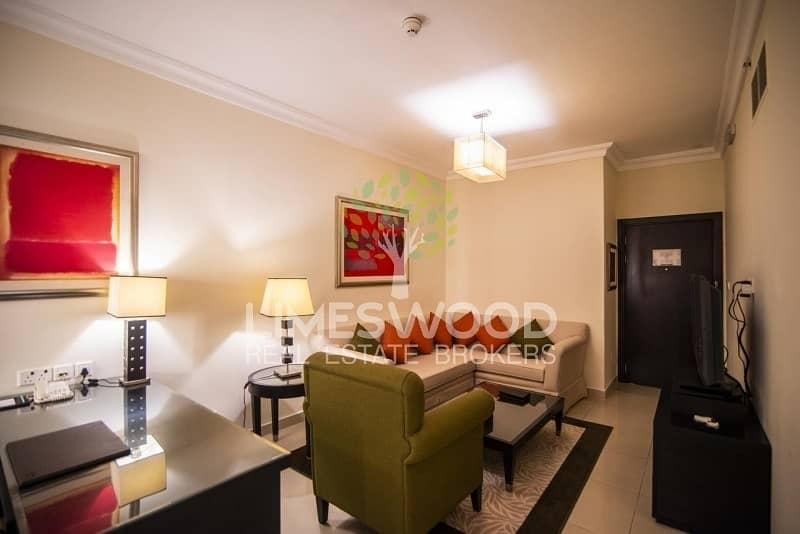 2 Elegant 2 BR Hotel Apartment |in Al Barsha Heights