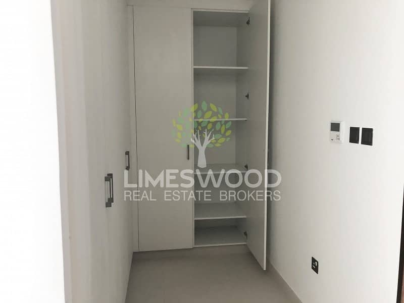 10 Brand new 3br plus maid in Wasl Port views bldg 5