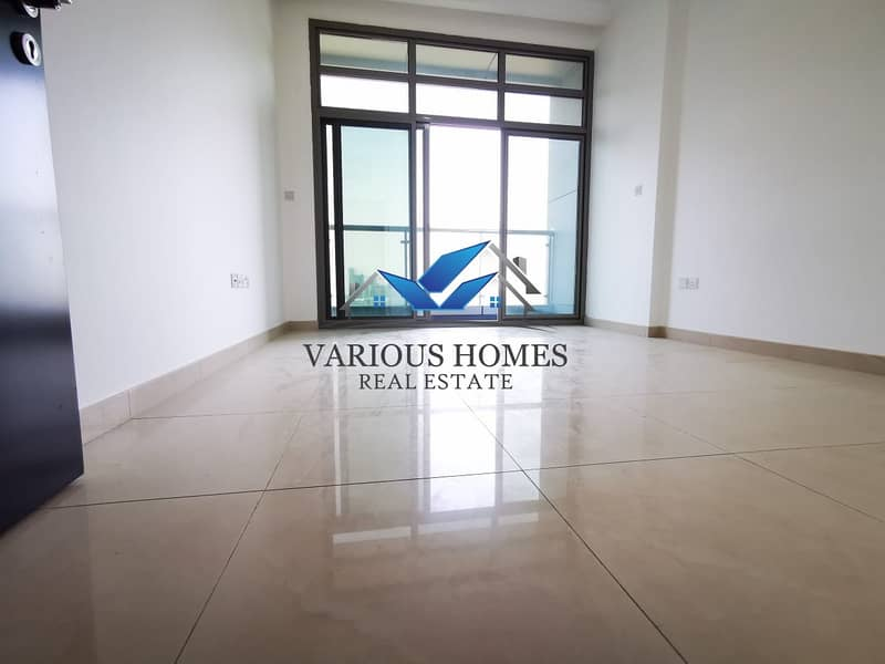 2 Elegant Quality 02 Bedroom Hall Apartment with Facilities Parking Gym and Pool at Danet Abu Dhabi