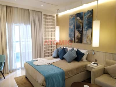 Studio for Sale in Jumeirah Lake Towers (JLT), Dubai - Furnished studio with Golf Views