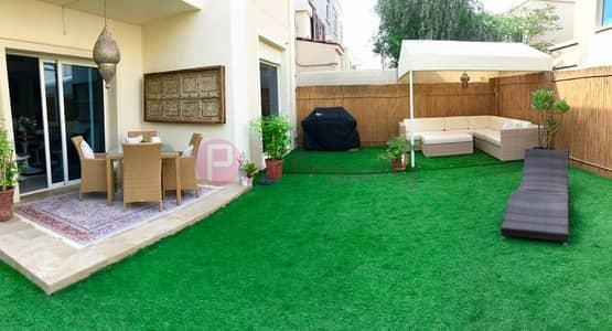 فیلا 4 غرف نوم للبيع في الريف، أبوظبي - Fabulous 4bed villa with big garden