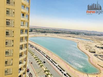 1 Bedroom Flat for Rent in Dubai Production City (IMPZ), Dubai - Lake View One Bedroom For Rent In Lake Side Tower B IMPZ