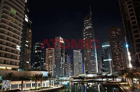شقة 2 غرفة نوم للايجار في أبراج بحيرات الجميرا، دبي -  Al Seef 2..