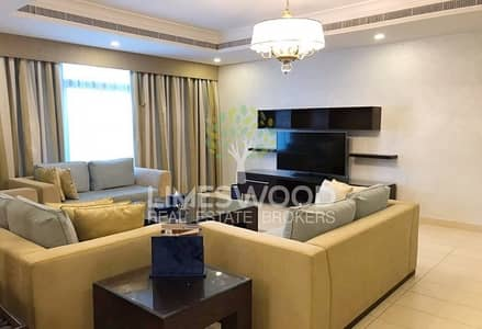5 Bedroom Villa for Rent in Jumeirah, Dubai - All Bills Included 5BR Villa Jumeirah 3 Kite Beach