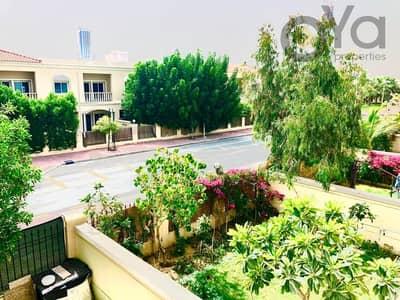 تاون هاوس 3 غرف نوم للايجار في مثلث قرية الجميرا (JVT)، دبي - Upgraded 2BR Townhouse | Corner Unit