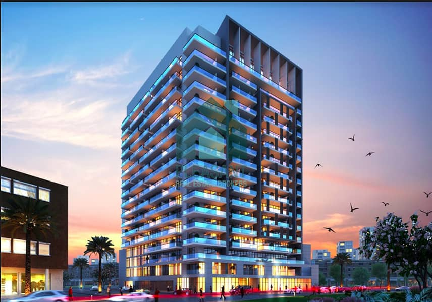 Beside Metro|Ideal location|90 months payment plan