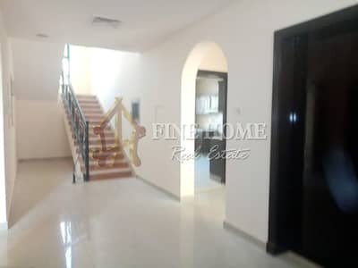 6 Bedroom Villa for Rent in Shakhbout City (Khalifa City B), Abu Dhabi - Compound Villa | 5BR w/ 3 Kitchen + Maids