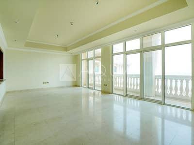 بنتهاوس 4 غرف نوم للبيع في نخلة جميرا، دبي - Private pool | Panoramic Sea View | Duplex