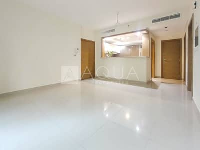 1 Bedroom Flat for Rent in Downtown Dubai, Dubai - Large terrace | Unfurnished | Spacious Unit