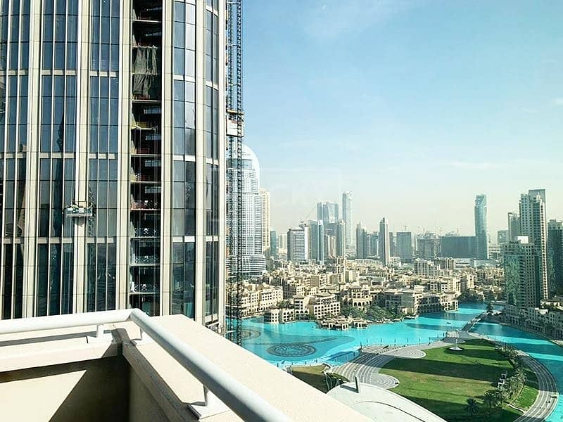 High Floor | 3-Bed | Burj Khalifa View