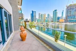 فیلا في برج بالوما مارينا بروميناد دبي مارينا 1 غرف 135000 درهم - 4716823