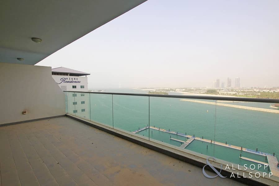 One Bedroom | Sea Views | Chiller Free