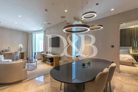 شقة 1 غرفة نوم للبيع في نخلة جميرا، دبي - Furnished | Sea View | Beachfront Lifestyle