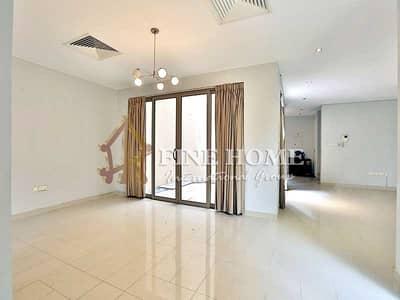 تاون هاوس 3 غرف نوم للبيع في حدائق الراحة، أبوظبي - Invest in this Modernly Designed 3BR Townhouse
