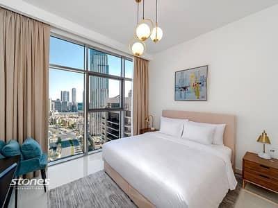 فلیٹ 3 غرف نوم للايجار في وسط مدينة دبي، دبي - High-end Three-Bedrooms + M Boasts Boulevard Views