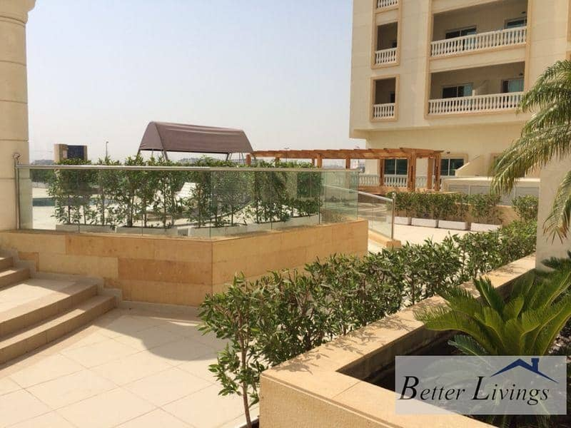 1 PAY Monthly 4500 | EXCLUSIVE | Fully Furnished |Pool View | VACANT