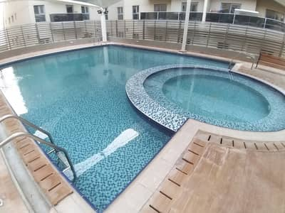 1 Bedroom Flat for Rent in Muwaileh, Sharjah - 1BR hall with swimming  Pool, parking , gym in just 32k - New Muwaileh