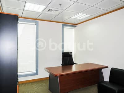 Office for Rent in Al Khalidiyah, Abu Dhabi - Smart Offices in the Heart of Abu Dhabi!!