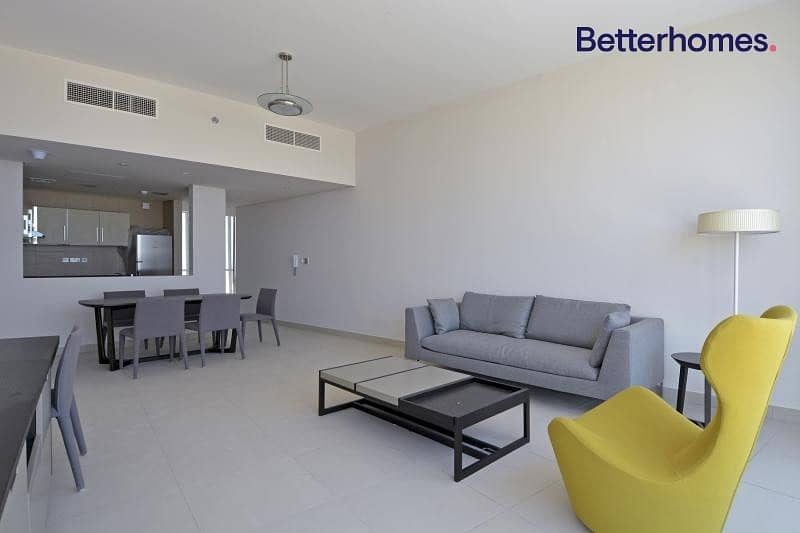 Full Sea View | High Floor | Furnished