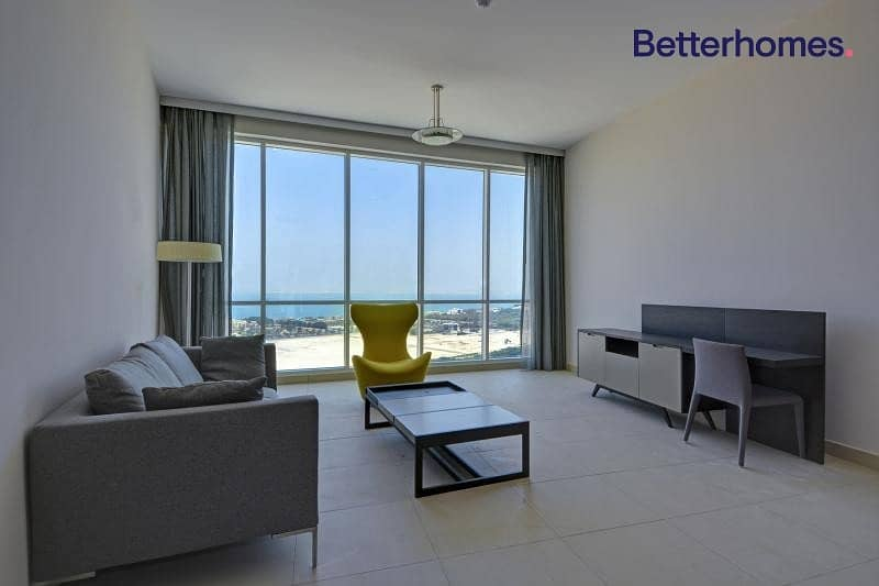 2 Full Sea View | High Floor | Furnished