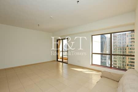 شقة 2 غرفة نوم للايجار في جميرا بيتش ريزيدنس، دبي - Exclusive   High Floor   Great Layout
