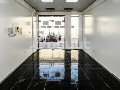 Shop for Rent in Defence Street, Abu Dhabi - Commercial shop in a prime location in the city
