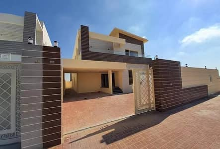 5 Bedroom Villa for Sale in Al Helio, Ajman - The most beautiful modern finishes, the best villa