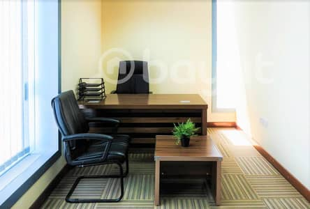 Office for Rent in Al Salam Street, Abu Dhabi - Virtual Office with access for meeting rooms