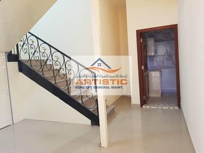 فیلا 3 غرف نوم للايجار في الشهامة، أبوظبي - Seprate entrance 03 bedroom hall villa for rent in 90k in shahama