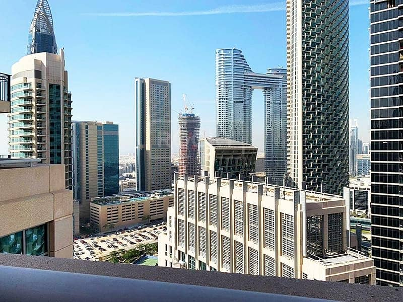2 High Floor | 3-Bed | Burj Khalifa View