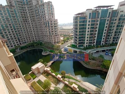 1 Bedroom Flat for Rent in The Views, Dubai - Large 1 Bedroom | Lake View| Double Bolcony's | Chiller Free