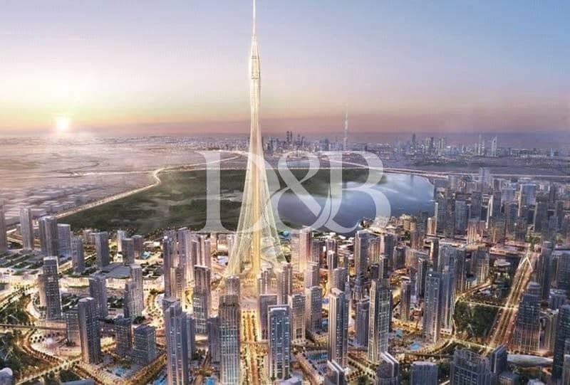 Luxury Unit | Burj Khalifa View | Handover Soon